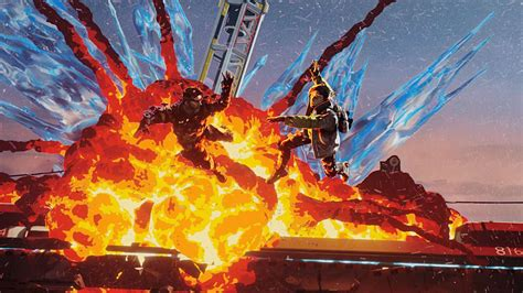 Apex Legends Season 6 May See World's Edge Map Changes