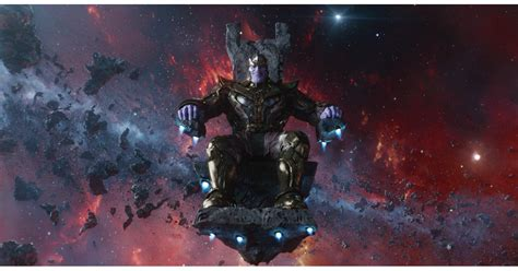 Thanos | Where Are All the Avengers Before Infinity War