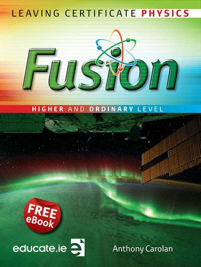 Fusion Leaving Certificate Physics | Science | Leaving