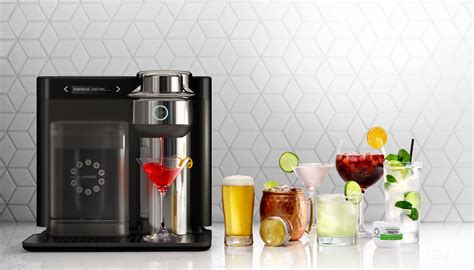 Keurig for cocktails: Anheuser-Bush partners with coffee