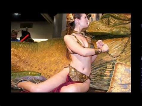 After Dark: Jabba & His Slave Girl - YouTube