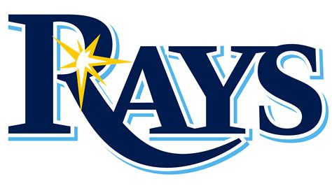 Tampa Bay Rays Logo   HISTORY & MEANING & PNG