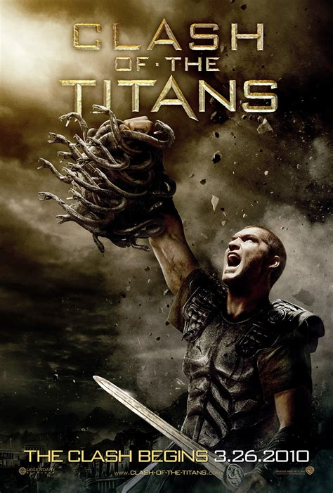 'Clash of The Titans' Trailer #2 + New Posters