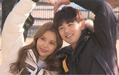 """Eric Nam And Solar Say Goodbye To """"We Got Married"""" In The"""