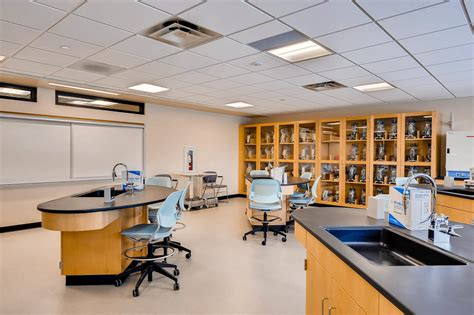 Arapahoe Community College Health & Physical Science Lab