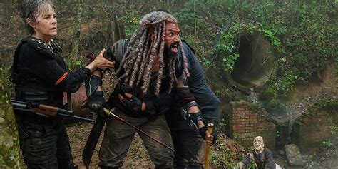 Walking Dead: How Does Shiva's Death Compare To The Comics?