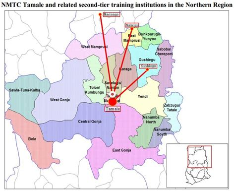 Nurses' & Midwives' Training College Tamale | https://www