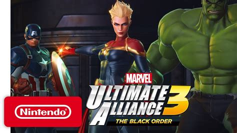 Marvel: Ultimate Alliance 3 - The Black Order (Switch) ab