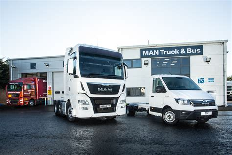 It's Show Time for MAN - The 2019 Commercial Vehicle Show