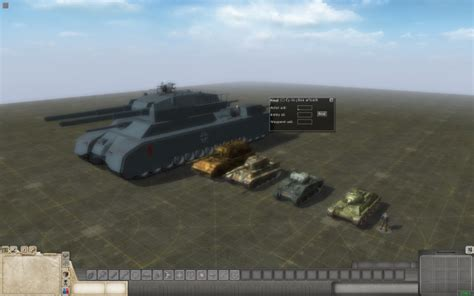 Proper Model For P1000 Ratte! image - Kill_Time - Indie DB