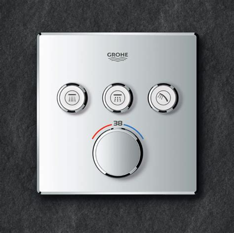 Grohe 29126000 Thermostatmischer Grohtherm SmartControl