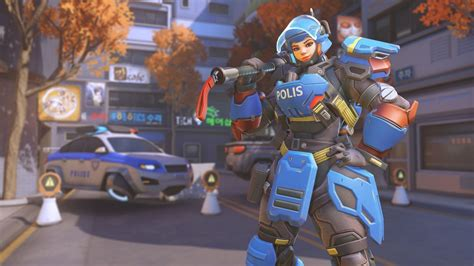 Stop Turning Overwatch Characters Into Cops - VICE