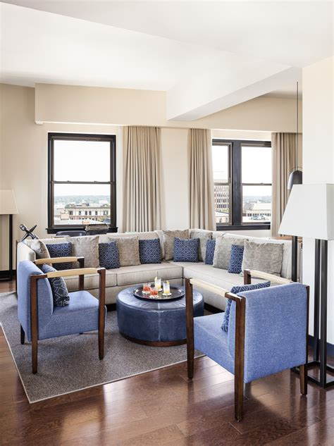 Penthouse Suite - The Press Hotel