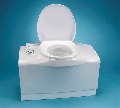 Thetford 32811 C402C Cassette Toilet With Electric Flush