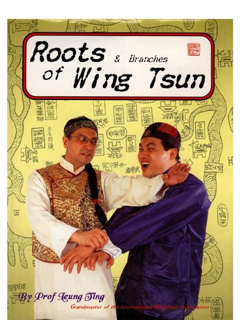 Roots of Wing Tsun