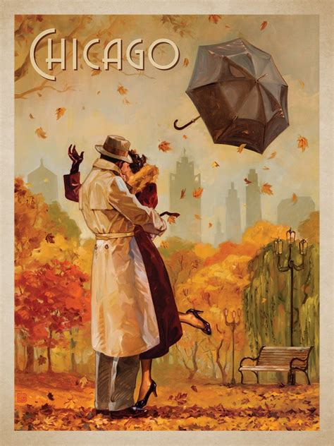 Travel Vintage posters with Anderson Design