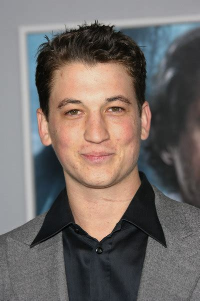 Miles Teller Grabs Lead Role In 'The Spectacular Now
