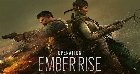 Rainbow Six Siege Ember Rise, Available Now