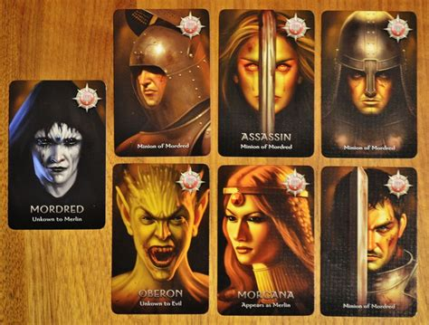 The Resistance: Avalon   Image   BoardGameGeek