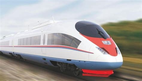World's fastest high speed trains (infographic