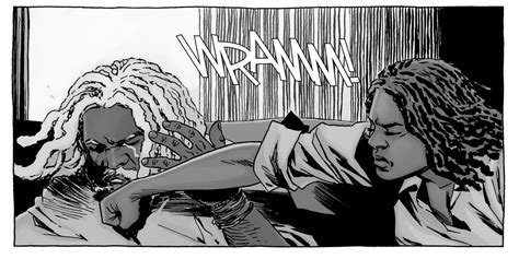 The Walking Dead: Michonne's 15 Most WTF Moments