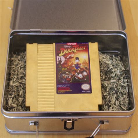 """Capcom Reissues NES """"DuckTales"""" as an Ultra-Limited"""