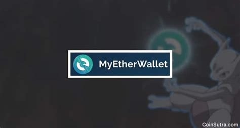 MyEtherWallet: A Step By Step Introduction Guide For Beginners