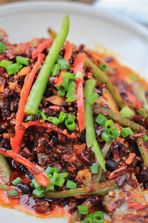 Braised Spicy Fish—Sichuan Style | China Sichuan Food
