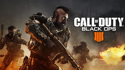 Wallpaper Call of Duty Black Ops 4, poster, 4K, Games #19385