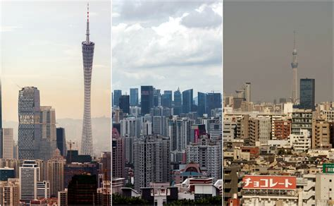 Which Cities Have the Most Skyscrapers?   ArchDaily