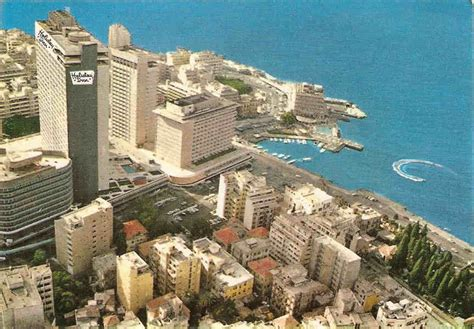 In Pictures: Phoenicia Hotel In Beirut From 1961 Till 2015