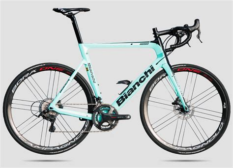 Bianchi - 12 Speed - Brands Campagnolo
