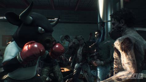 Dead Rising 3: new screens show giant Servbot heads