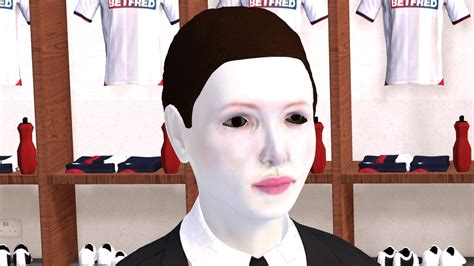 Football Manager 2019's default female character is the