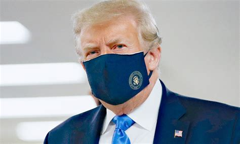 The reason behind Trump's push for mask-wearing - GulfToday